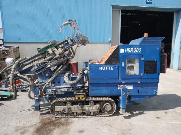 Hutte HBR 202