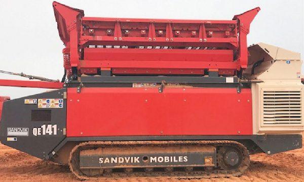 Sandvik Machine QE141