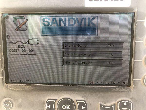 Sandvik QI441 HS
