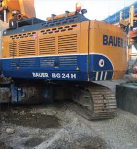 Bauer BG 24H
