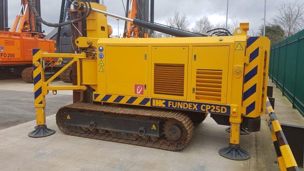 IHC Fundex CP25D