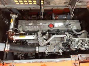 Hitachi ZX470 LCH