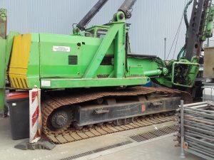 Liebherr Ecodrie R942