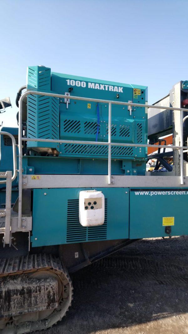 Powerscreen Maxtrak 1000