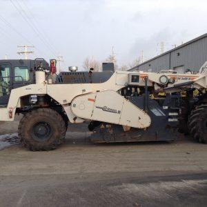 维特根WR2000 XL