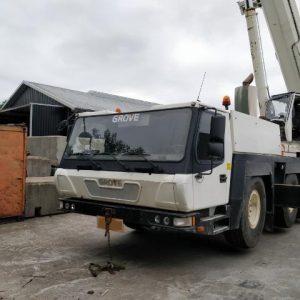 格罗夫GMK 5100