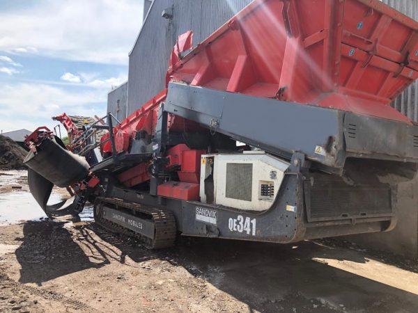 Sandvik Machine QE341