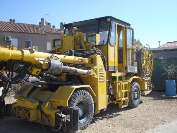 Atlas Copco Boomer 353 ES