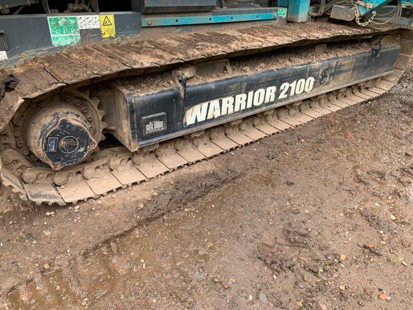 Powerscreen Warrior 2100