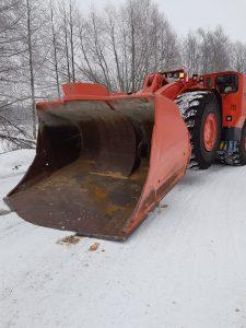 Sandvik Toro T0010