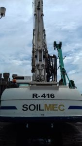 Soilmec R416