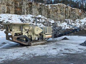Metso LT116S