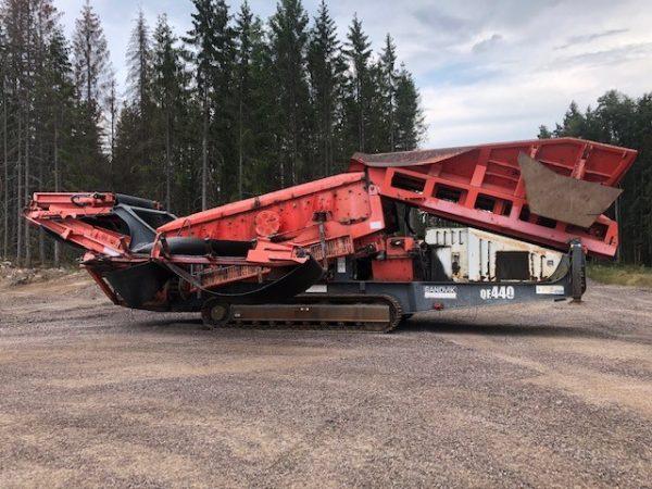Sandvik QE440