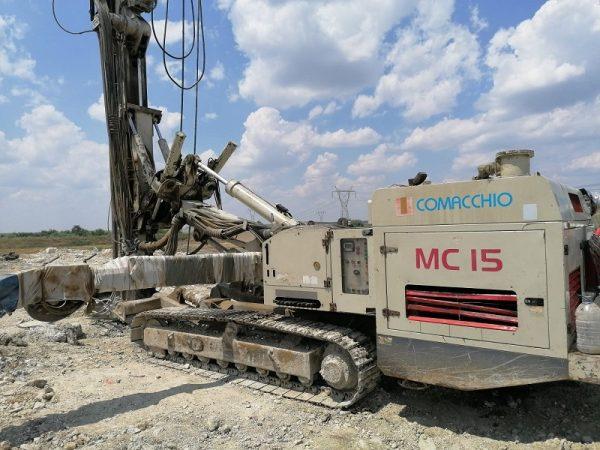 Comacchio MC15