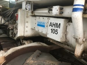 Voest Alpine AHM 105