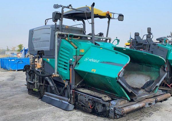 Vogele Super 1800-3i SJ
