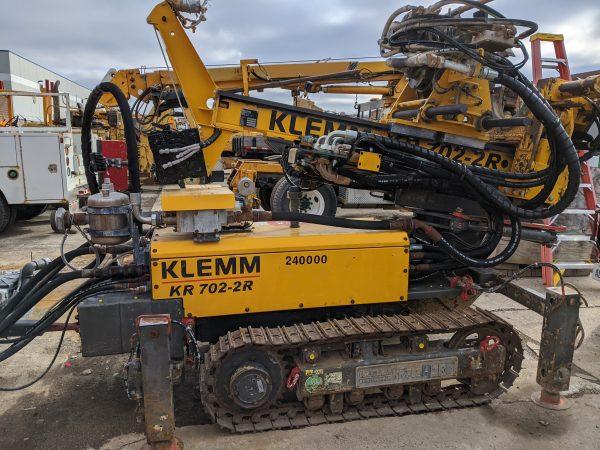 Klemm KR 702-2R