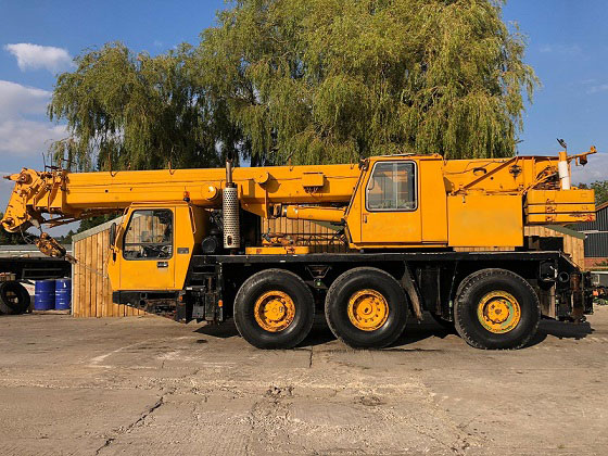 Krupp KMK 3045