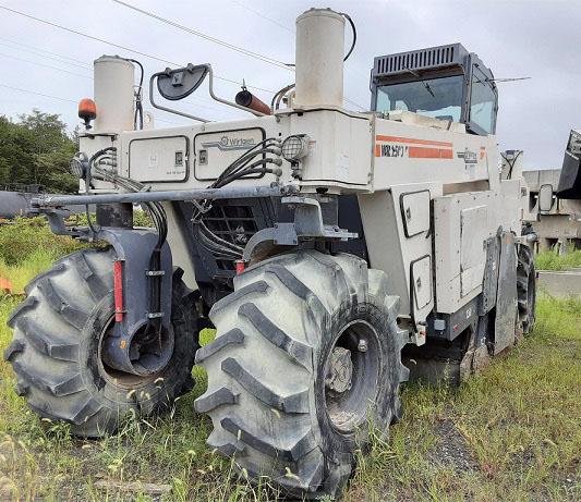 Wirtgen Machine WR2500 S