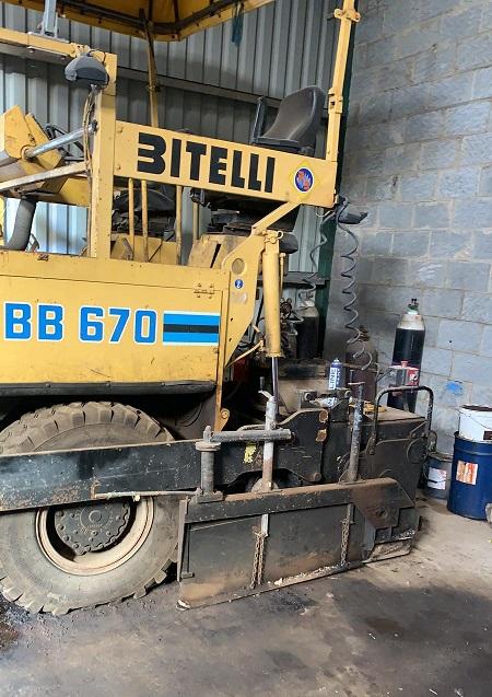 Bitelli BB670