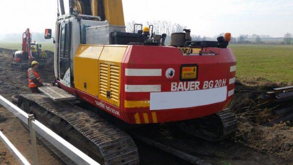 Bauer BG 20H