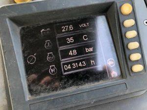 Dynapac SD2500 WS