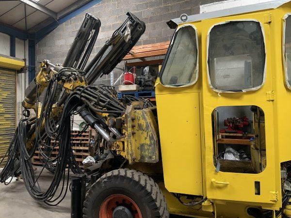 Atlas Copco Boomer 322S