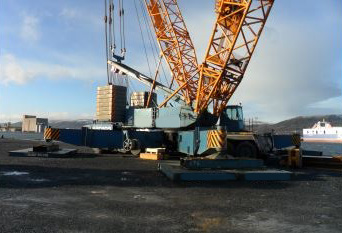 Terex Demag TC3200