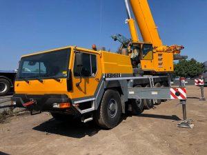 利勃海尔LTM 1100-2