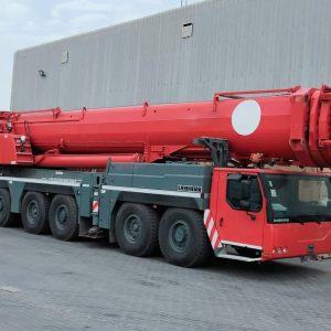 Liebherr LTM 1400-7.1