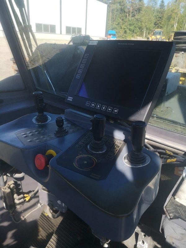 Atlas Copco E2C-18 Boomer