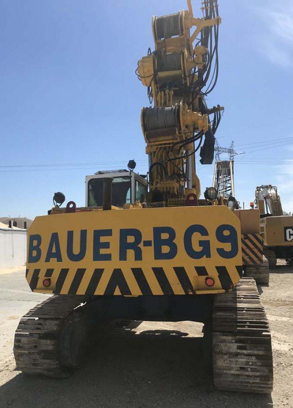 Bauer BG9