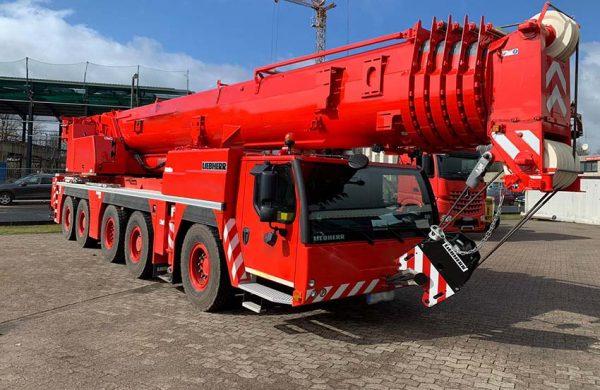 Liebherr LTM 1250-5.1