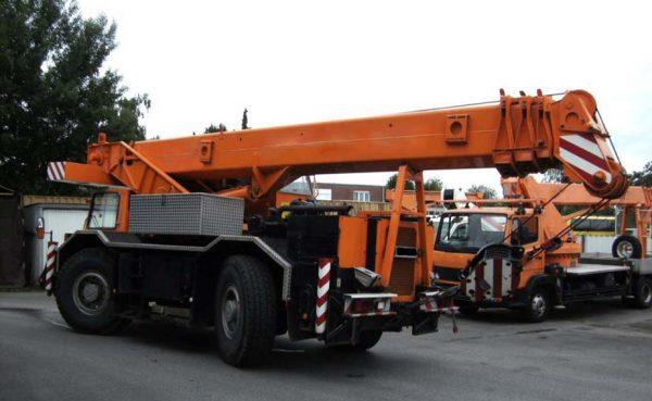 Liebherr LTM 1030-2