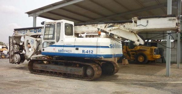 Soilmec R412