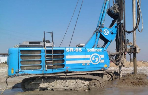 Soilmec SR-95