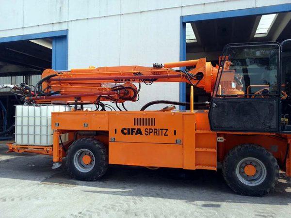 Cifa CSS-3