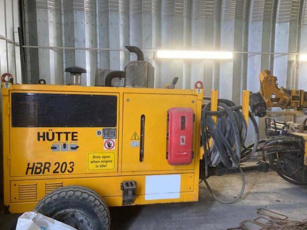 Hutte HBR 203