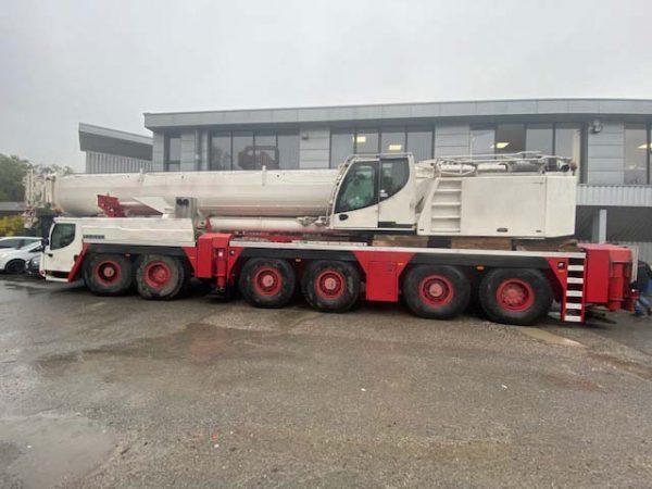 Liebherr LTM 1350-6.1