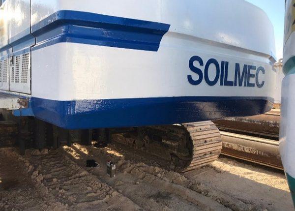 Soilmec R-1240