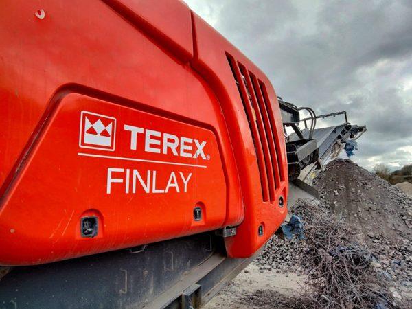 Terex Finlay J-1160