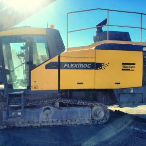 Atlas Copco FlexiROC D65