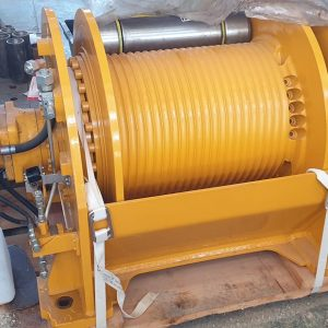 Bauer Cable Winch