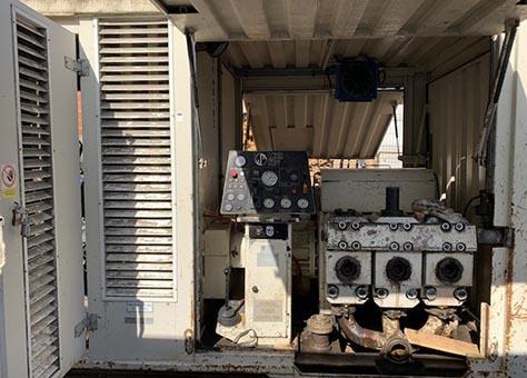 Klemm KR-802 / Casagrande Metax P700 & Mix 20