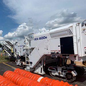 Roadtec RX-600E