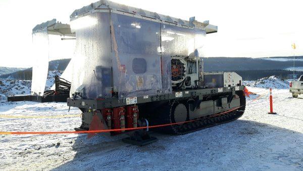 Sandvik MT520