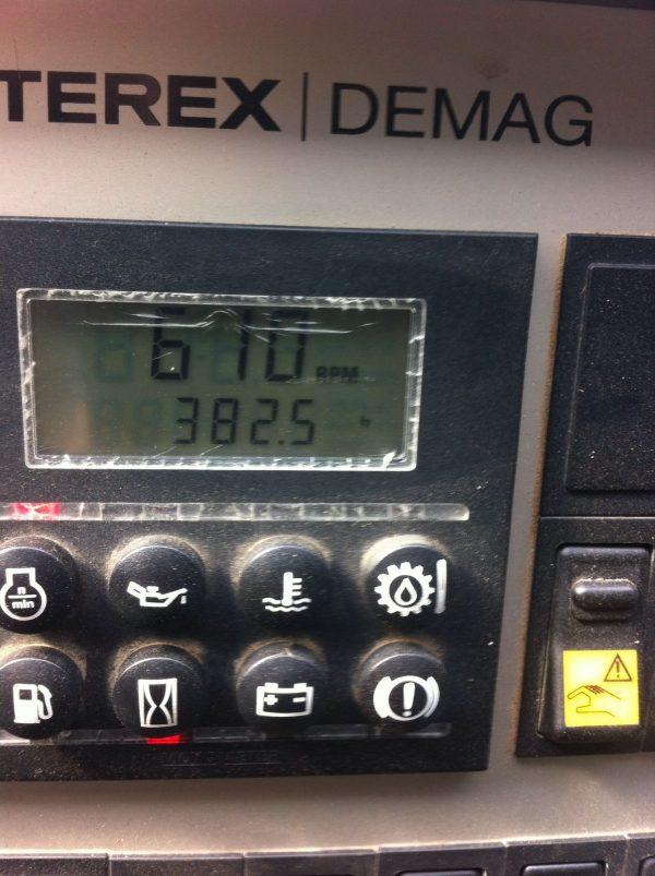 Terex Demag TC2800-1