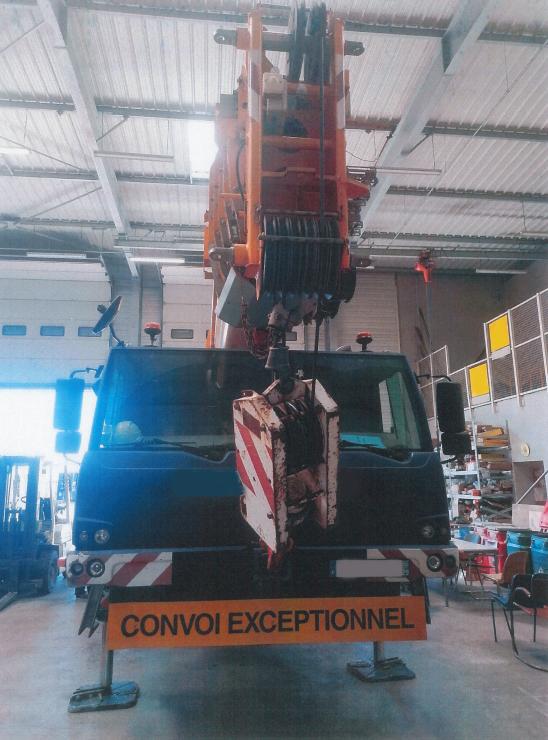 TEREX AC 60 3L