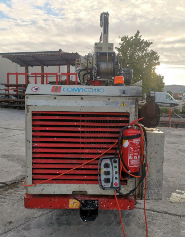 Comacchio MC600