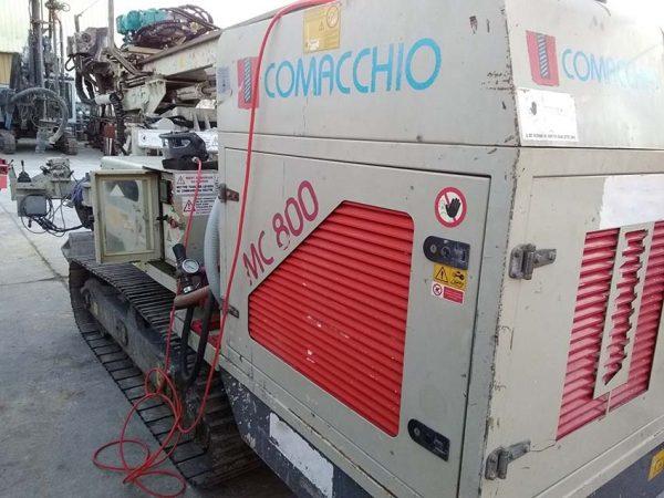 Comacchio MC800